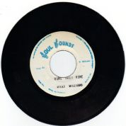 Willie Williams - Home Sweet Home / version (Soul Sounds) JA 7""